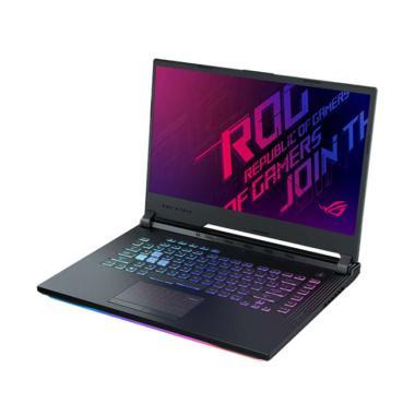 harga Asus ROG Strix G512LI-I75TB6T Gaming Laptop - Black [I7-10750H / 8GB / 512GB M,2 / 15,6 Inch FHD / WIN 10] BLACK Blibli.com