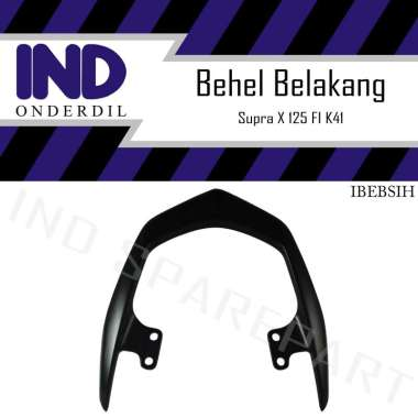 harga IND Onderdil Behel-Begel-Pegangan-Handle Jok Belakang Hitam Supra X 125 FI New K41 HItam Blibli.com