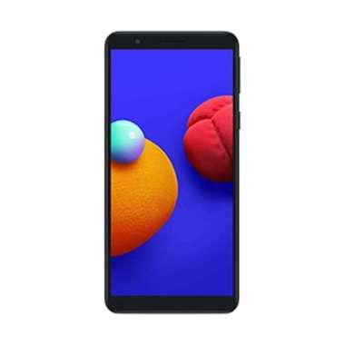 Samsung Galaxy A01 Core Smartphone [2GB/32GB] BLACK
