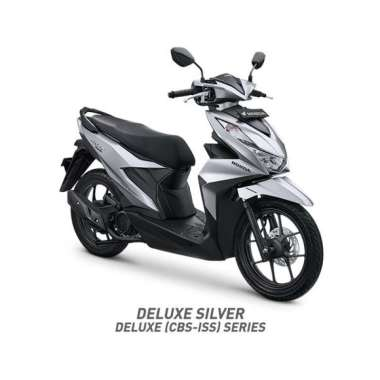 Sulawesi - Honda All New BeAT Sporty CBS ISS Deluxe Sepeda Motor [VIN 2020]