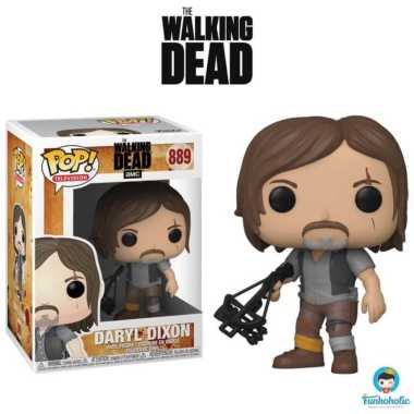 harga Funko POP! The Walking Dead Season 10 - Daryl Dixon with Crossbow #889 Blibli.com