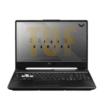 harga Asus TUF FX506LH-I765B8T-O Laptop Gaming [Core i7-10870H/8GB/512 SSD/VGA 4GB/15.6″/Win 10 Home+OHS 2019] Fortress Gray Blibli.com