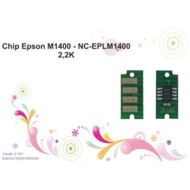 harga Chip Toner Cartridge Epson Aculaser CX14 MX14 M1400 NC-EPLM1400 2,2K sesuai Blibli.com