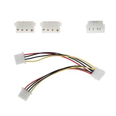 WEBSONG Power Supply 4pin Cabang Cable