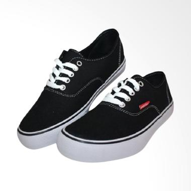 Ardiles Corsa Sneaker Shoes - Black White