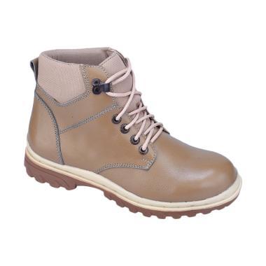 Catenzo DM 008 Sepatu Boots Safety Pria