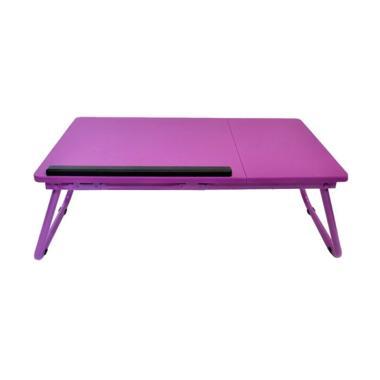 Krisbow Portable Meja Lipat Anak - Pink