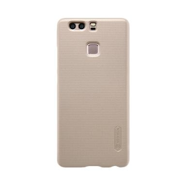 Nillkin Frosted Hardcase Casing for Huawei P9 - Gold