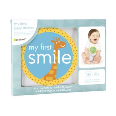 Pearhead PH60037 My Firsts Belly Stickers