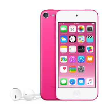 Jual Apple Ipod Touch 6 Portable Player - Pink [32 GB] Harga Rp 3959000. Beli Sekarang dan Dapatkan Diskonnya.