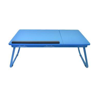 Krisbow Meja Lipat Anak Portable - Biru