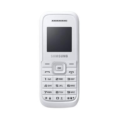 Samsung Keystone 3 B109 Handphone - White