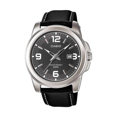 Jam Tangan Casio Standard MTP-1314L-8A Pria - Hitam