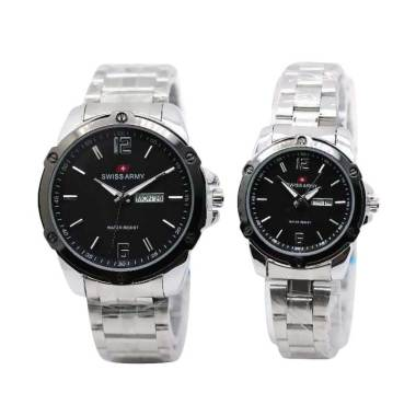 Swiss Army SA 003656 Jam Tangan Couple