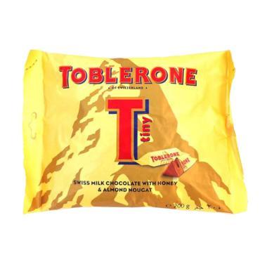 harga Toblerone Tiny Milk Chocolate [200 Gram] Blibli.com