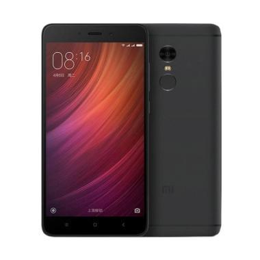 Xiaomi Redmi Note 4 Smartphone - Black [64GB/3GB]