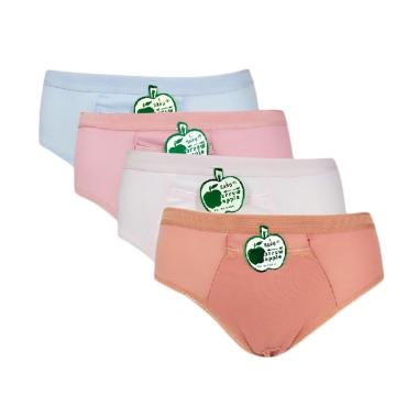 Arrow Apple 017 Celana Dalam Wanita [4 Pcs]
