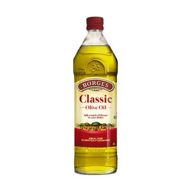 Borges Pure Olive Oil Minyak Zaitun [1 L]