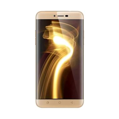 Coolpad Max Lite R108 Smartphone - Gold [32GB/ 3GB]