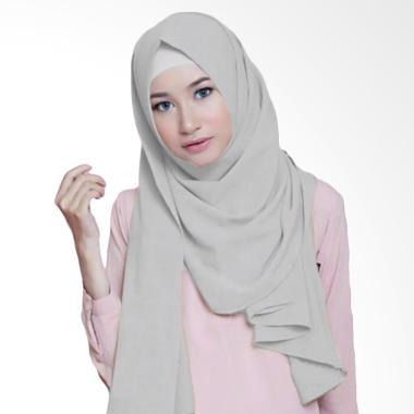 Kus Group Hijab Diamond Pashmina - Abu