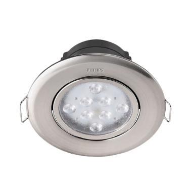 PHILIPS 47040 Nikcle Recessed Lampu Spotlight LED [27K/ 5W]
