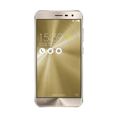 Asus Zenfone 3 ZE520KL Smartphone - Gold [32GB/ 4GB]
