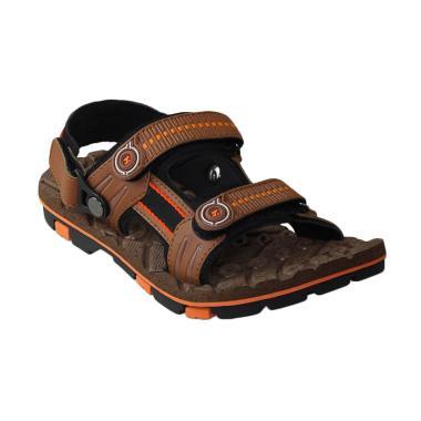 Homyped 01 Sandal Gunung Anak Bboy - Brown