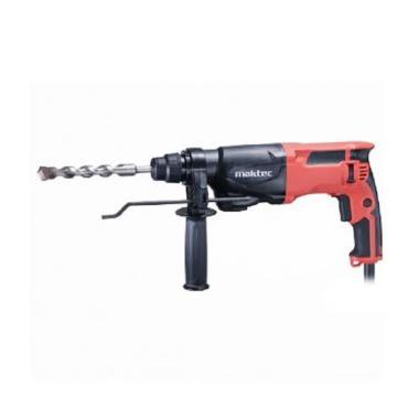 Maktec MT870 Popular Rotary Hammer Drill Mesin Bor - Red