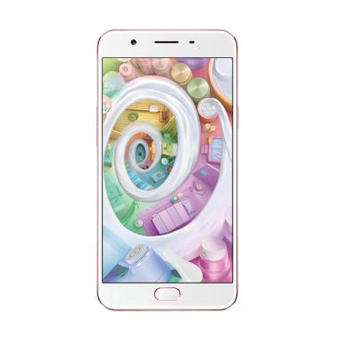 OPPO F1S Plus Smartphone - Rose Gold [64GB/RAM 4GB]