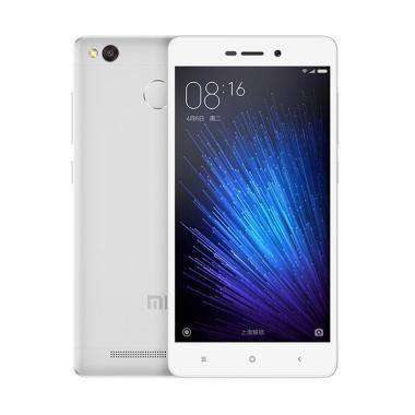 Xiaomi Redmi 3X Smartphone - Silver [32GB/ 2GB]