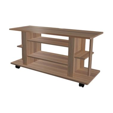 Creova Dallas Series Rak TV Stand - Coklat