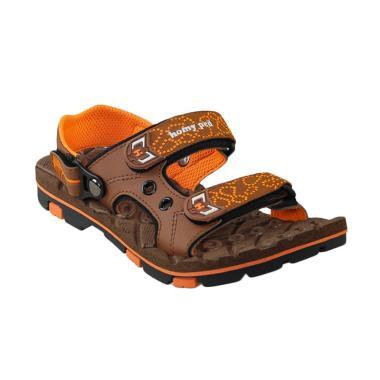 Homyped 02 Sandal Gunung Anak Bboy - Brown