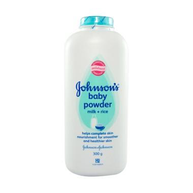 Johnson's Baby Powder Milk & Rice [300 g]