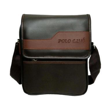 Polo Club 021 Grabstock Tas Selempang - Coklat