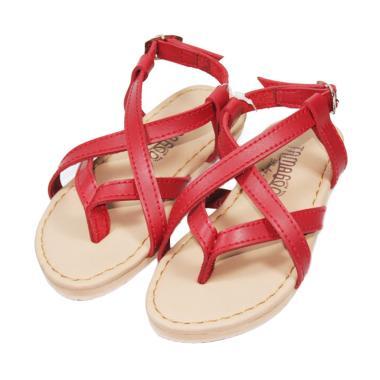 Tamagoo Adelia Sepatu Anak Perempuan - Red