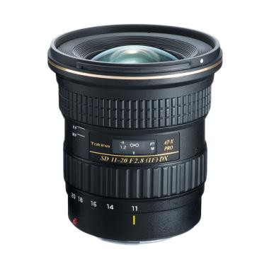 Tokina AT-X 11-20mm f/2.8 PRO DX Lensa for Canon EF Tokocamzone