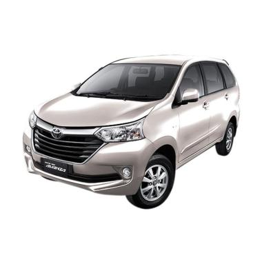 Toyota Grand New Avanza 1.3 G Mobil - White