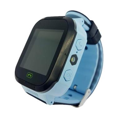 Wonlex GW500S Jam GPS Touchscreen - Blue