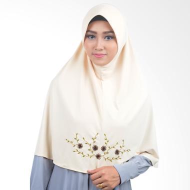 Inara House Asteria Hijab - Coklat Muda