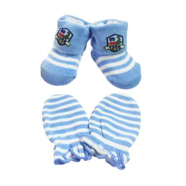 Melcare Boy Kaos Kaki Bayi & Sarung Tangan Bayi B3