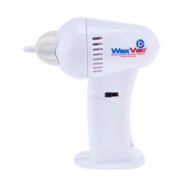 Wax Vac Ear Cleaner Alat Pembersih Telinga