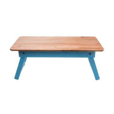 Infinia Home Solid Wood Top Meja Gambar Anak [meja laptop]