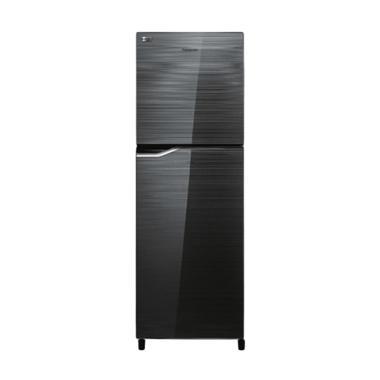 Panasonic NR-BB238G-S Kulkas [230 L/Two Door]