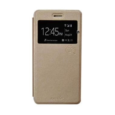 SMILE Flip Cover Casing For Samsung Galaxy J2 2016 J210