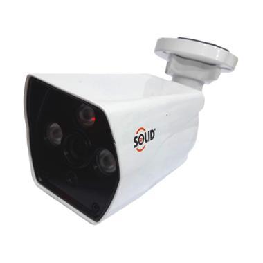 Solid CMHR131 Outdoor Kamera CCTV [3.6 mm Lens]