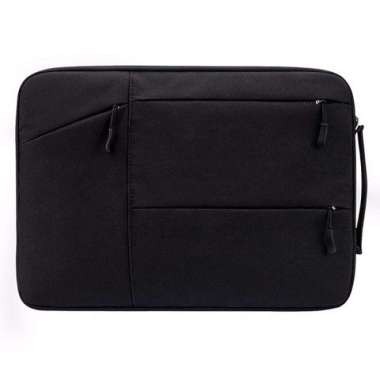harga Tas Laptop 14 inch Jinjing Pocket Sleeve Soft Case Waterproof Hitam Blibli.com
