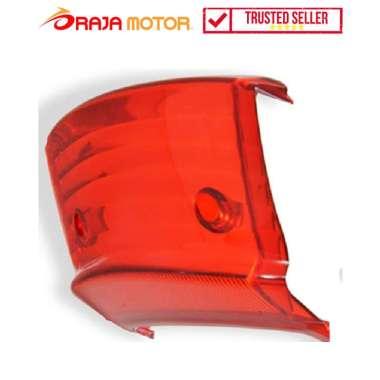 harga TGP Mika Lampu Stop Honda Supra X / FIT - Aksesoris Motor merah Blibli.com