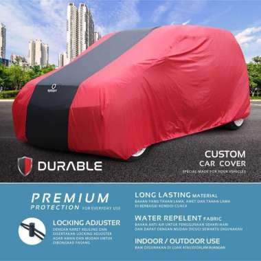 harga VW Safari Cover Mobil Sarung Selimut Tutup Mobil Durable Premium Merah Lis Hitam Blibli.com