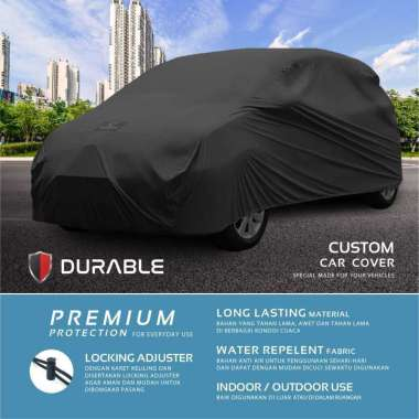 harga VW Safari Cover Mobil Sarung Selimut Tutup Mobil Durable Premium Hitam Blibli.com
