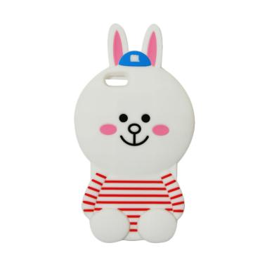 Silicon 3D Cony Softcase Casing for ... ne 6G Plus or 6G 5.5 Inch